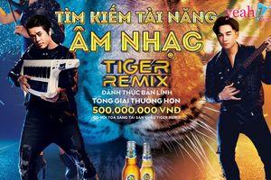 'Tìm Kiếm Tài Năng Âm Nhạc Tiger Remix' truyền cảm hứng, đam mê cho những tài năng trẻ chưa được khám phá