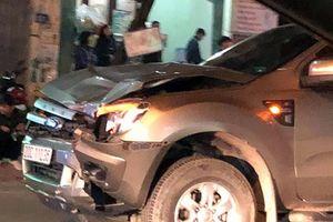Tài xế ôtô tông chết 4 người ở Thái Nguyên bị tăng án tù