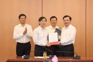 Phó Tổng cục trưởng Tổng cục Thuế giữ chức Cục trưởng Cục Tin học và Thống kê tài chính