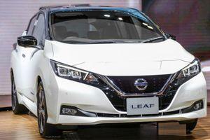 Xe điện bán chạy nhất thế giới Nissan Leaf chính thức ra mắt Thái Lan