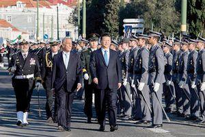 Châu Âu lo ngại ảnh hưởngcủa Trung Quốc tại Bồ Đào Nha