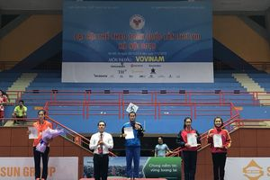 Đồng Nai giành 3 HCĐ ở các môn: vovinam và wushu