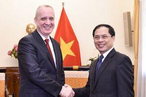 Nâng kim ngạch thương mại Việt Nam -Bê-la-rút lên 500 triệu USD