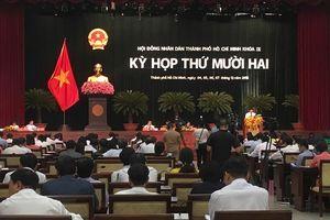 Năm 2019 - Năm thời cơ để thành phố Hồ Chí Minh tăng tốc