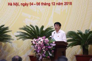 Thông qua Nghị quyết về giá sản phẩm, dịch vụ công ích thủy lợi trên địa bàn TP Hà Nội