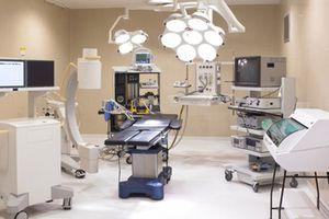 Bãi bỏ quyết định về việc miễn thuế nhập khẩu linh kiện trang thiết bị y tế