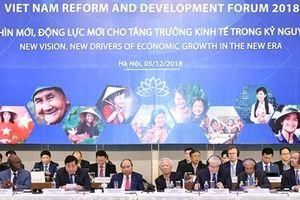 Thủ tướng Nguyễn Xuân Phúc nêu rõ 3 đột phá, 2 động lực mới cho kinh tế nước nhà
