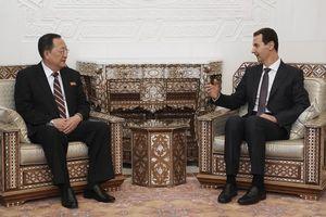 Triều Tiên tuyên bố có chung 'kẻ thù' với Syria