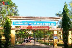 Buộc thôi việc Hiệu trưởng có nhiều sai phạm ở Thừa Thiên Huế