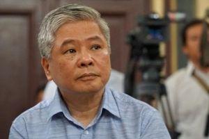 Nguyên Phó thống đốc NHNN Đặng Thanh Bình hầu tòa trong vụ án Ngân hàng Xây dựng