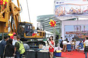 Hàng trăm thiết bị, công nghệ tiên tiến trưng bày tại Contech Vietnam 2018