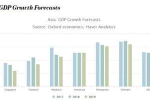 Viện Kế toán Công chứng Anh và xứ Wales: Tăng trưởng kinh tế của Việt Nam là 'ngoại lệ' tại Đông Nam Á