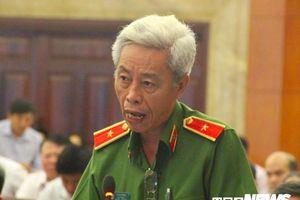 Hàng trăm trường hợp hoạt động tín dụng đen chỉ bị xử phạt hành chính: Thiếu tướng Phan Anh Minh lý giải