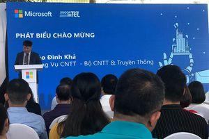 Saigontel hợp tác chiến lược với Microsoft Việt Nam và Tech Data