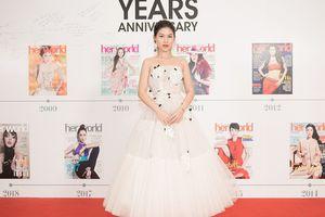 Vừa nhận bằng tốt nghiệp loại giỏi, Ngọc Thanh Tâm tiếp tục được vinh danh 'Nữ diễn viên xuất sắc nhất'