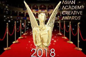 VTVcab phát sóng Lễ trao giải Giải thưởng Hàn lâm sáng tạo châu Á