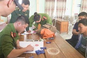 Bắt đối tượng người Lào mua bán hơn 1.000 viên ma túy