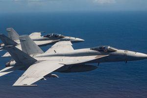 2 máy bay quân sự Mỹ rơi ngoài khơi Nhật Bản, 7 người mất tích
