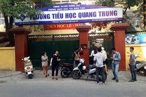 Hà Nội: Thành lập đoàn thanh tra xác minh vụ cô giáo cho học sinh tát bạn