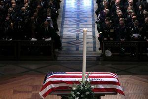 Toàn cảnh lễ Quốc tang xúc động của cựu Tổng thống Mỹ George Bush