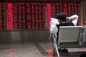 Chứng khoán châu Á giảm mạnh sau vụ bắt giữ Giám đốc tài chính của Huawei