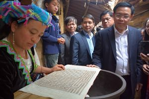 Phát triển du lịch nông thôn đi đôi với việc giữ gìn bản sắc văn hóa dân tộc