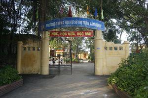Về vụ cô giáo Trường THCS thị trấn Vân Đình bị tố đánh học sinh: UBND huyện yêu cầu xử lý nghiêm