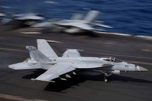 Hai máy bay hải quân Mỹ đâm nhau ở Nhật, 7 binh sĩ mất tích