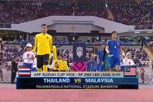 Malaysia đã loại Thái Lan khỏi AFF Cup 2018 như thế nào?