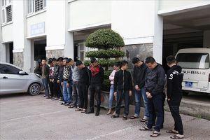 Hà Tĩnh khởi tố 6 bị can về tội cho vay nặng lãi