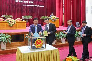 Quảng Ninh: Bí thư, Chủ tịch tỉnh dẫn đầu phiếu 'tín nhiệm cao'