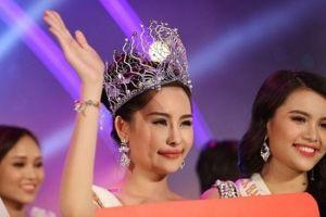 Lê Âu Ngân Anh cãi khi bị từ chối cấp phép thi Miss Intercontinental