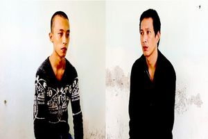 Bắt lại 2 phạm nhân tội giết người và ma túy vừa trốn trại tạm giam