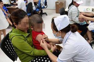 Thay thế đại trà vắc-xin Quinvaxem bằng vắc-xin mới từ tháng 12
