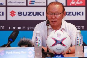 HLV Park Hang-seo: 'Tôi biết đội tuyển Việt Nam sẽ có cơ hội'