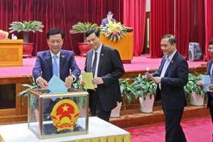 Chủ tịch HĐND tỉnh Quảng Ninh có phiếu tín nhiệm cao nhất