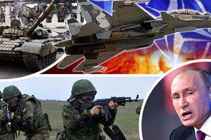 NATO hoàn toàn lép vế trước Nga nếu chiến tranh bùng nổ?
