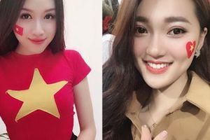 Đây chính là dàn cổ động viên xinh đẹp, gợi cảm, nổi tiếng nhất tuyển Việt Nam