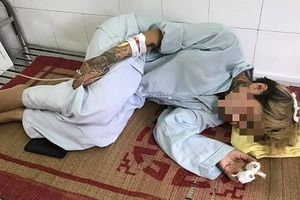 3 người gia đình 'Hot girl xăm trổ' bị hành hung nhập viện cấp cứu