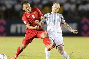 ĐT Việt Nam - ĐT Philippines, 19 giờ 30 ngày 6-12, sân Mỹ Đình: Tự tin cầm vé chung kết