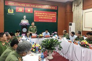 Bộ trưởng Bộ Công an Tô Lâm: Không bỏ lọt tội phạm nhưng tránh để oan sai