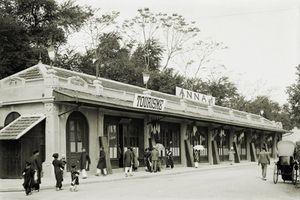 Ảnh độc về hội chợ đấu xảo Hà Nội năm 1928