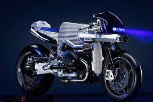 'Xế nổ' BMW R nineT độ CNC nguyên khối cực khủng