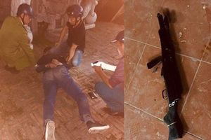 Nguyên nhân khiến thanh niên 9X nổ súng trước cổng chùa