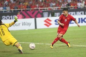 Quang Hải, Công Phượng lập công, Việt Nam hiên ngang tiến vào chung kết AFF Cup