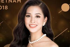 Hoa hậu Tiểu Vy cầm chắc tấm vé vào chung cuộc Miss World 2018
