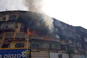 Ẩn họa cháy nổ tại các khu tập thể cũ Hà Nội