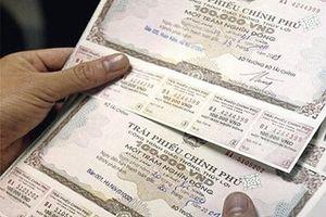 Huy động thêm hơn 5 nghìn tỷ đồng trái phiếu chính phủ