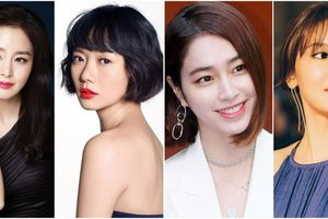 4 mỹ nhân màn ảnh Hàn xuất thân giàu có, quyền lực