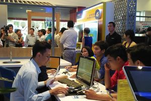 Mạng 3G/4G của MobiFone tê liệt tại TP.HCM và Hà Nội